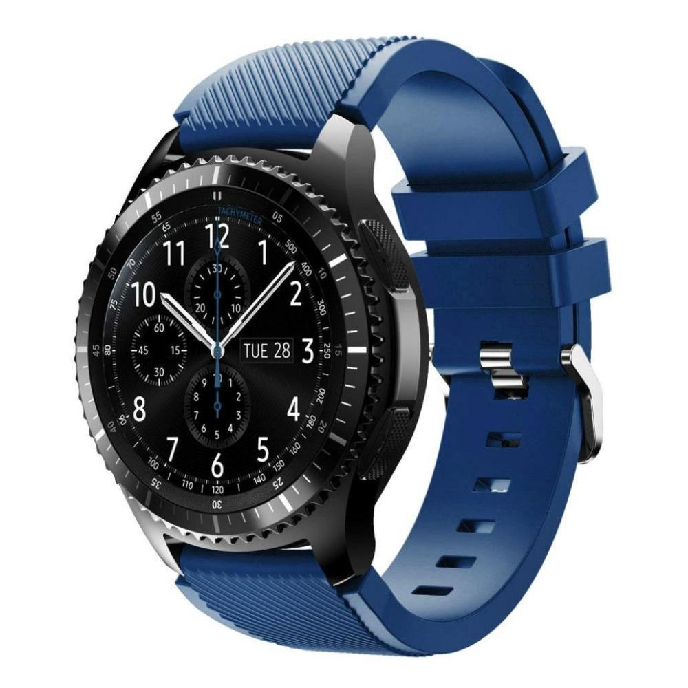 Hotsale Новая Замена Запястье Браслет Силиконовый Ремешок Застежка Для Samsung Gear S3 Smart Watch Bands Браслет