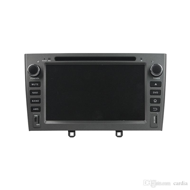 Car DVD player for PEUGEOT PG 408 7inch Andriod 8.0 with GPS,Steering Wheel Control,Bluetooth, Radio