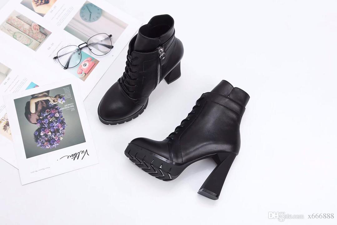 2017 Fashion Ankle Elastic Sock Stivali Chunky  High Heels Stretch  Chunky  d4f2fe