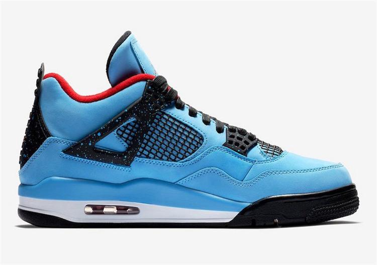 40508967704 2019 New Arrival AR4Jordan 4 Travis Scotts Cactus Jack Houston Oiler 308497  406 Basketball Shoes,2018 New 308497 406 Authentic Sneakers With Box From  ...