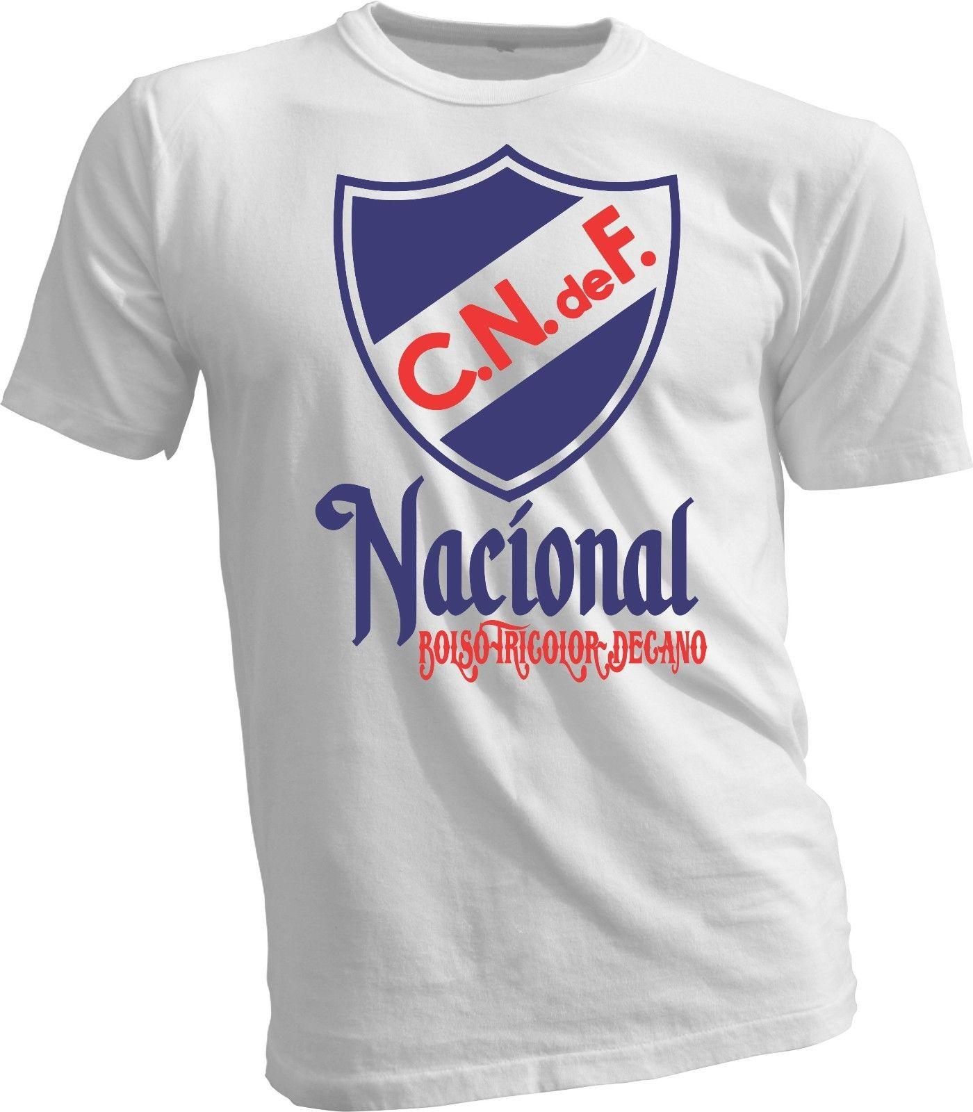 Compre Club Nacional De Uruguay Futbol Futbolista Fútbol Camiseta Camiseta  Remera Bolso A  11.01 Del Playfulltees  3f146006c9fb0