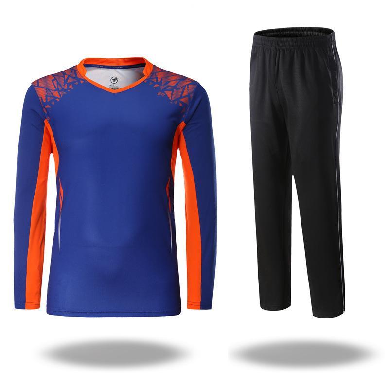 abb80605e Men Women Long Sleeve Badminton Suit
