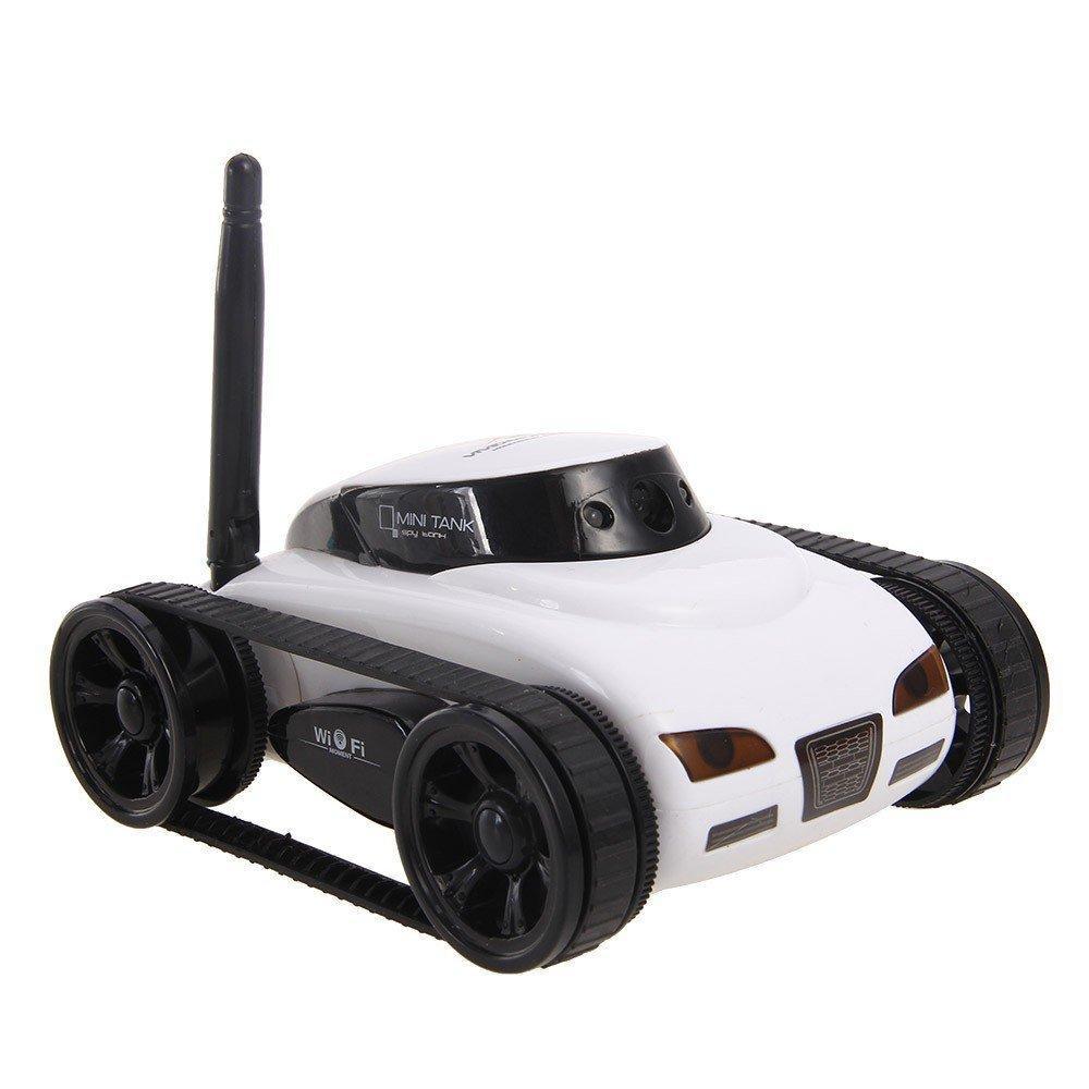 I Spy Mini Rc Tank 0 3m Hd Camera Video Tank Wifi Wireless Realtime