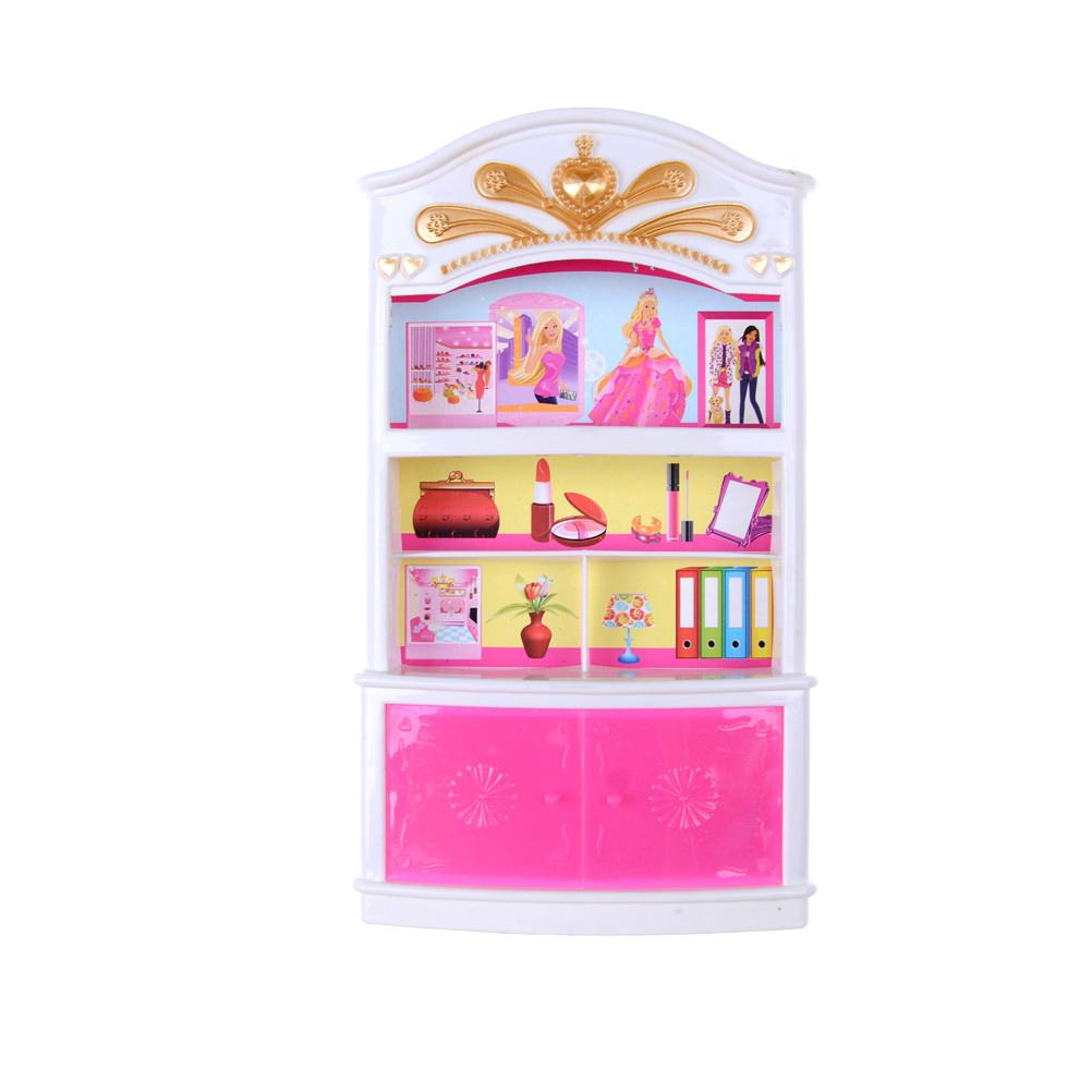 Princess Bedroom Drawer Locker Kids Doll Furniture Toy Wardrobe Storage  Cabinet Garderob Lockers Dolls Accessories Kids Dolls House Wooden Barbie  Dollhouse ...