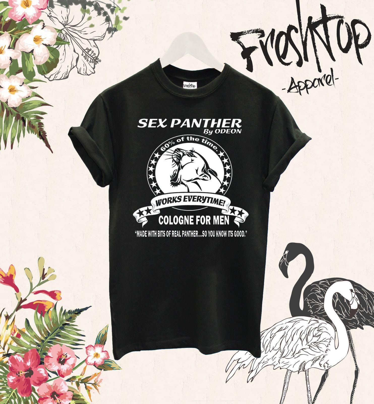 sex panther t shirts