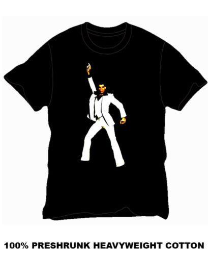 410f7bbd0 Saturday Night Fever Travolta Funny Vintage Reto T Shirt Hip Hop Men Tshirt  Rock Unisex T Shirt Fashion Tops Tees R Shirt Political Tee Shirts From ...