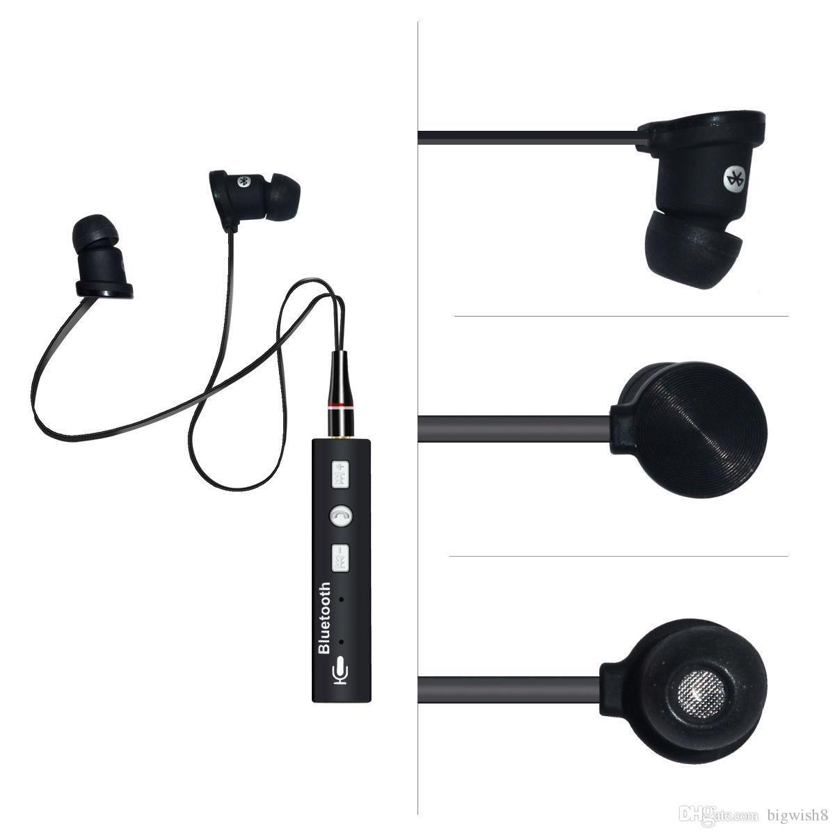 943891dd133 Wireless Bluetooth Headset SPORT Stereo Headphone Earphone for ...