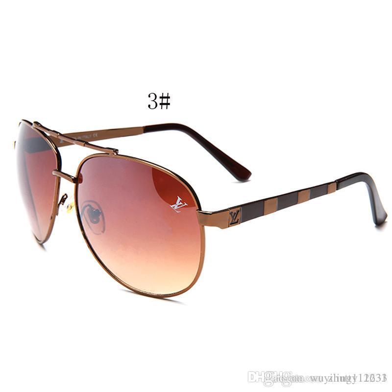 7bb6f01df Compre 2018 Oversized Pérola Metade Quadro Óculos De Sol Das Mulheres  Grande Designer De Marca Senhoras Elegantes Óculos De Sol Para O Fm ..