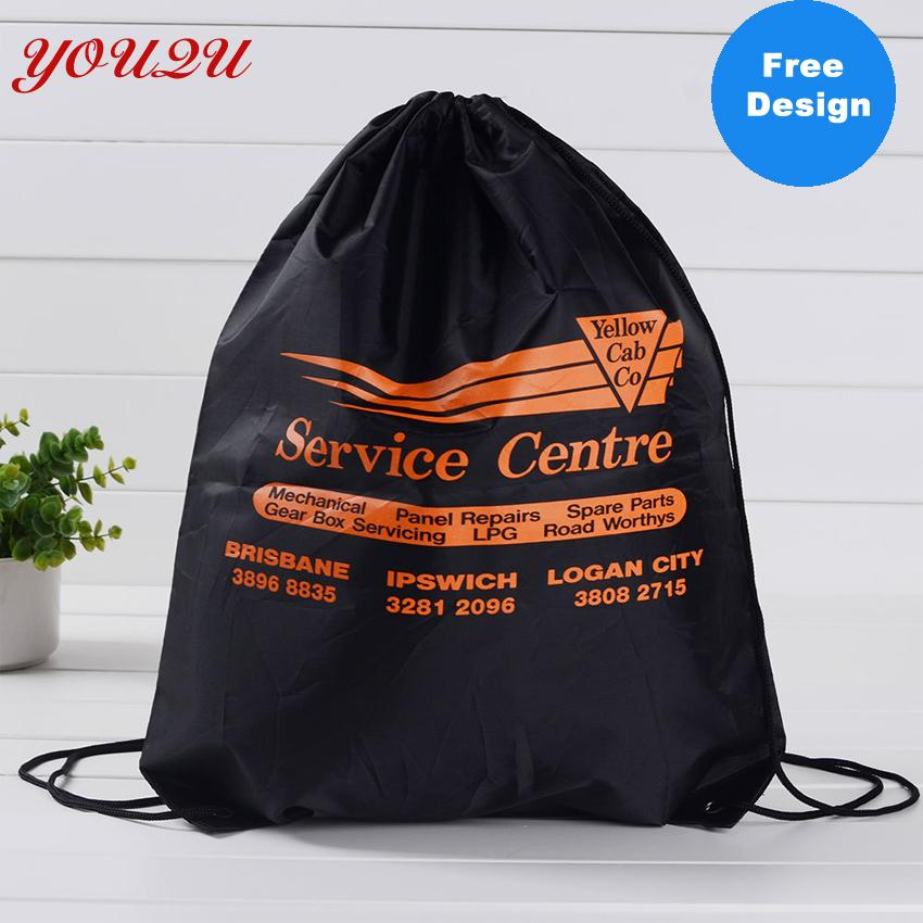 c081a9d6b4c 210D Polyester Drawstring Bags Custom Logo Can Be Accepted Polyester  Drawstring Bags Custom Bag Bag Polyester Online with  264.92 Piece on  Murie s Store ...