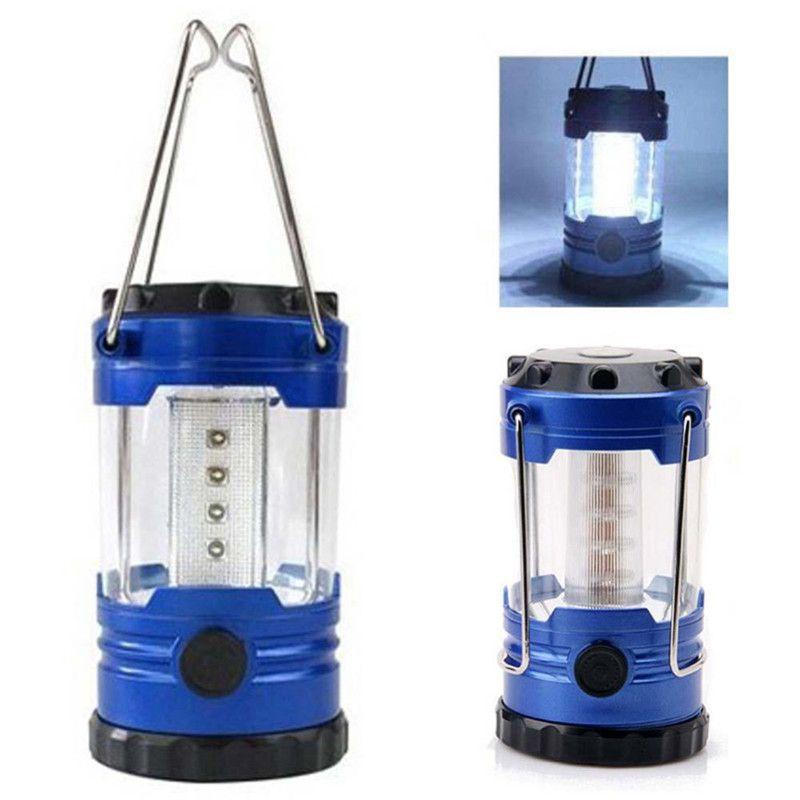 Adjustable LED Light Hiking Bivouac Camping Lantern Tent Lamp with Compass uk
