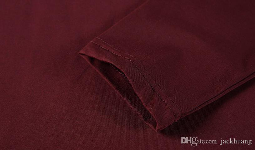 Männer Casual Schlank Tailliert T-shirt Japan Ukiyoe Tattoo Art Design Baumwolle Drachen Muster Print Tops T-shirts