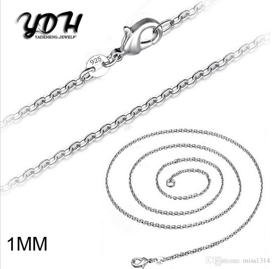 Electroplating fashionable silver-plated 10 chain chain fashion accessories manufacturers low price generation