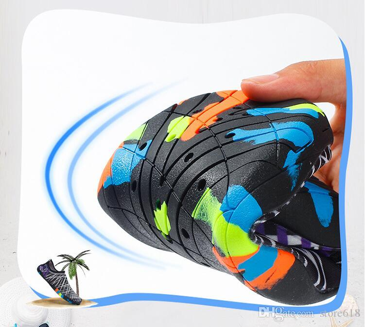 Water Diving Shoes Women Men Socks Dry Scuba Boot Shoes Anti-slip Diving Sock Water Sports Beach Socks Swimming Surfing Wet Suit Shoes