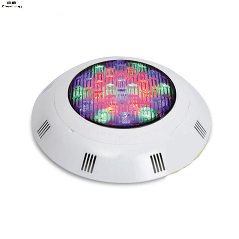 9w Rgb Led Underwater Waterproof Ip67 Light Swimming Pool Lamp Light Fountain Spotlight Lamp With Remote Control Ac12v Led Lamps