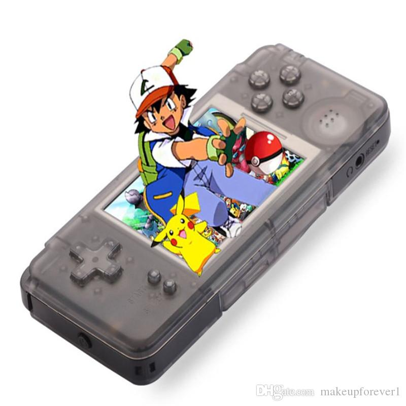 Powkiddy Retro Game Gba Fc Palm Psp Game Consoles Android Arcade Gba ...