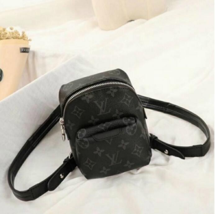 b5a1d00c90 M43185 WOMEN MINI CANVAS BACKPACK PURSE SHOULDER BAG Backpacks Luggage  Shoulder Bags HANDBAGS Belt Bag Rolling Backpack Toddler Backpacks From  Wenmuxin