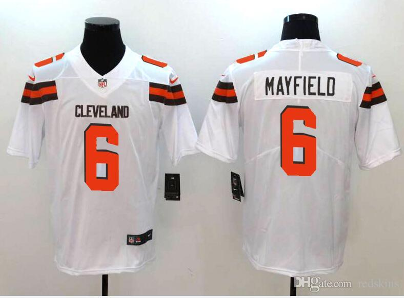 8660bf5e9 2019 6 Baker Mayfield Jersey Browns Cleveland Denzel Ward Carlos Hyde Camo  Customized Sports Game Elite America Football Jerseys Stitched Shirts From  Dh115