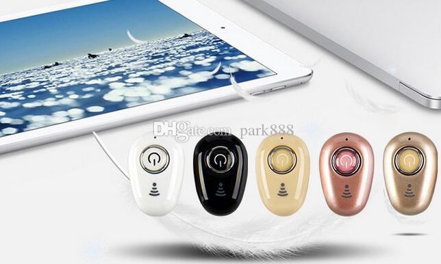 New S650 Mini Wireless Bluetooth Earphones Portable Sporting Earphone  Handsfree Headset Headphone for iOS/Android Smart phones for iphone8