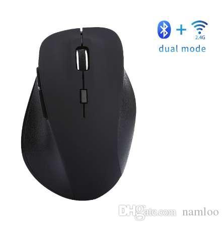 Grosshandel Landas Usb Bluetooth 4 0 Buro Maus Wireless 2 4g Dual