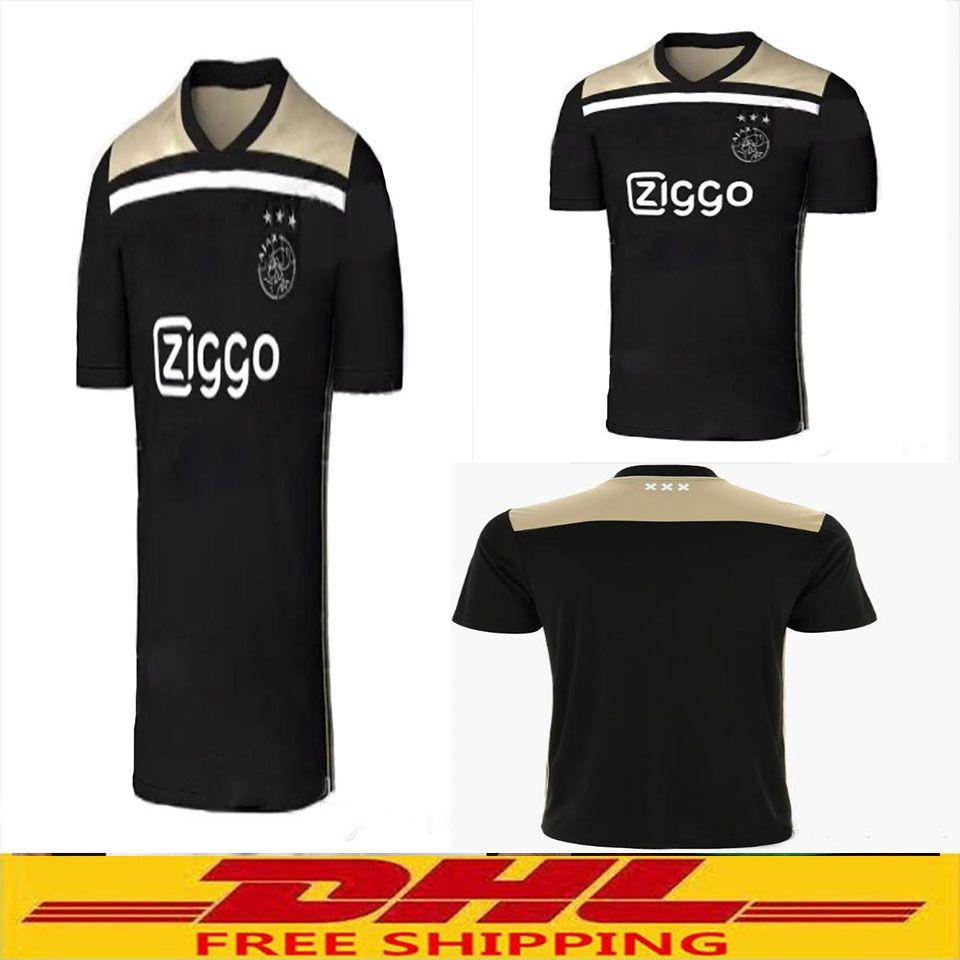 2019 DHL Ajax Soccer Jerseys 2018 2019 Home Away Football Shirts Camisetas  De Futbol Maillot De Foot 2019 2018 Uniforms Top Thail From Strive1133 6f9d07bbe