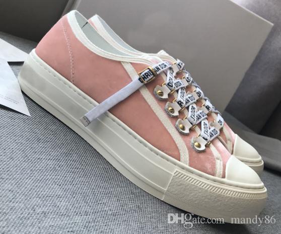 dc3bab73fc 2018 scarpe da donna di marca donna sneaker scarpe di velluto zapatillas  deportivas sapatos femininos sapatilha zapatos mujer chaussure