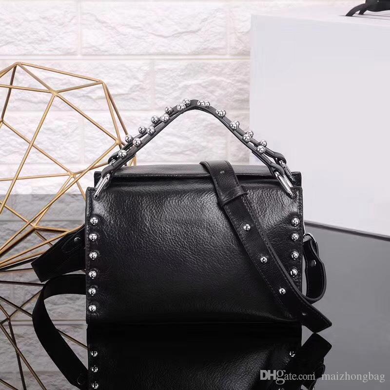 3bfc9e48319d Dhl 2018 Women Designer Bag Spring Fashion Luxury Brand Name Handbag Totes  Shoulder Messenger Crossbody Bags Red Handbags Pink Handbags From  Maizhongbag, ...