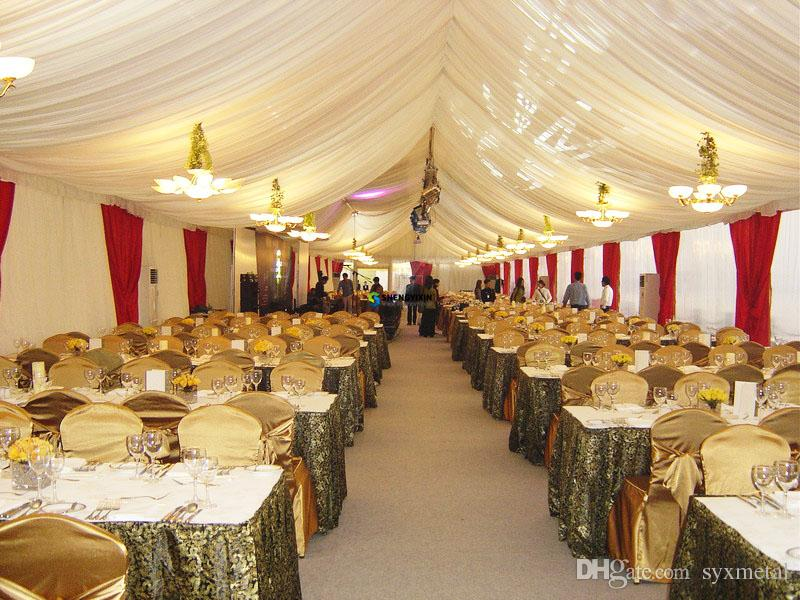 30m x 45m Outdoor Function Commercial Catering Tent