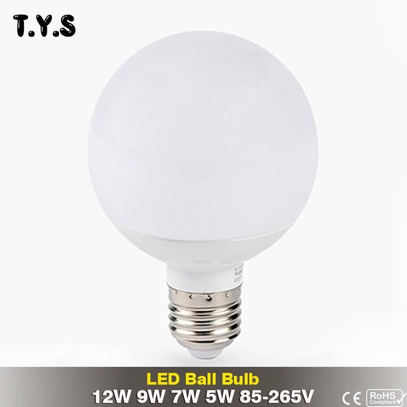 Led Energy 12w 5w For Smd Pendant Lighting 85 E27 265v A90 9w 7w Chandelier Lamp Global 5730 Saving Bulb Light Home gb76fy