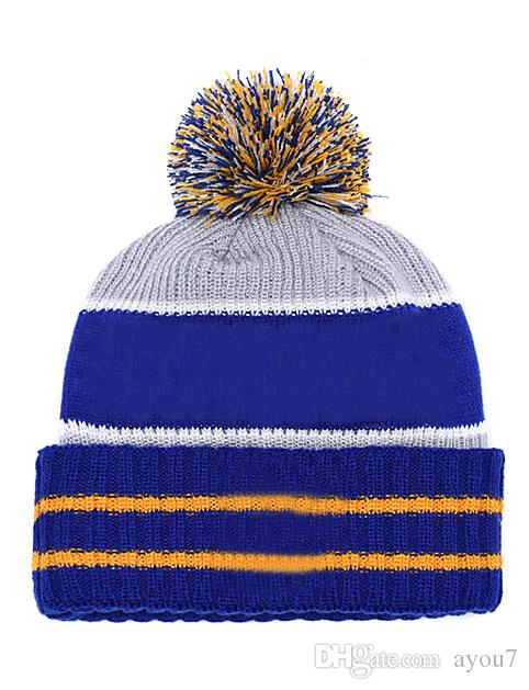 2019 2018 New Golden State Basketball Beanie Winter Wool Hat From Ayou7 b2ac9b3fdf2