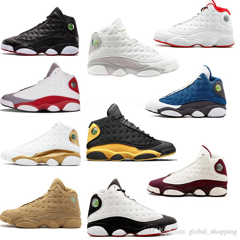 c43408cf2c8d9f NEW Basketball Shoes 13 XIII Sneakers Trainers Chicago 3M GS Hyper ...
