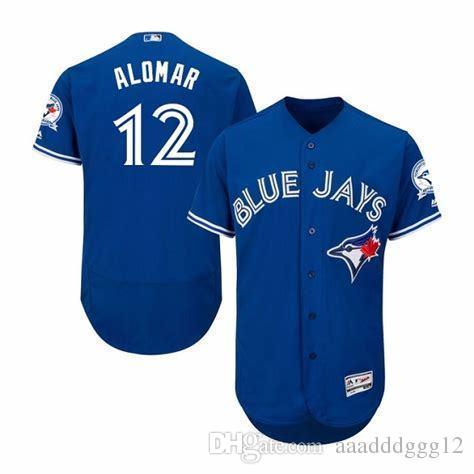 new arrival 4fc23 a6814 2018 Men's Toronto Blue Jays 12 Roberto Alomar Jersey