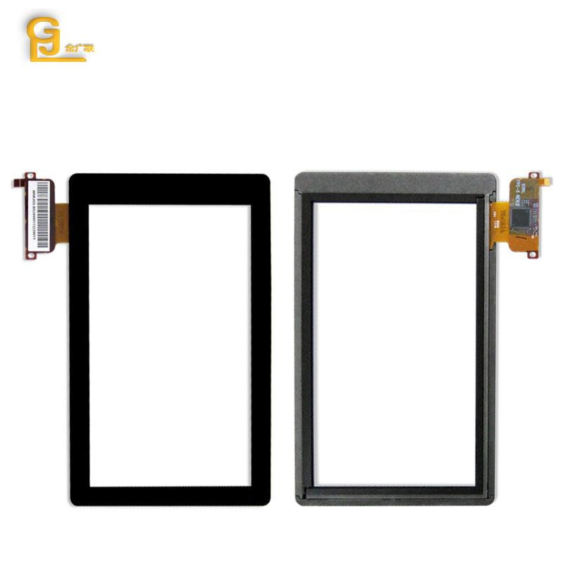 JGL 7 Black Touch Screen for Amazon Kindle fire 7 1st Gen Touch Screen  Digitizer Replacement Parts Free shipping