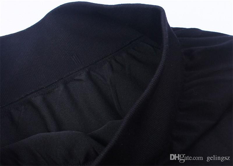 2018 Vendita calda Plus Size Leggings grassi Donna Leggings modali ad alta densità Leggings elasticizzati super elasticizzati Pantaloni passo-passo Pantaloni
