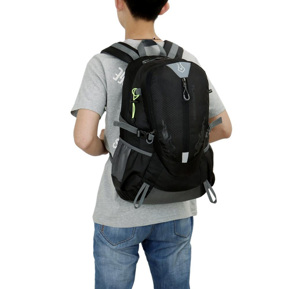 d862b1b20885 Nylon Waterproof Sports Bag Backpack For Men Travel Mountaineering Hiking  Climbing Camping Backpacks Rucksack Bookbags Backpack Purse From Kateperry