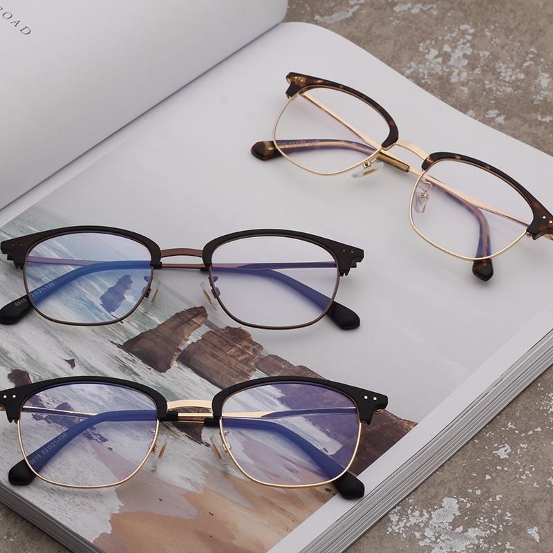 2019 Monturas De Gafas Special Offer Glasses O The Eyebrows Glass