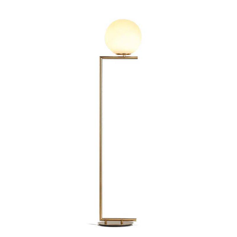 Großhandel Licht Da Para Sala Lampada Terra Lampe Sur Pied ...