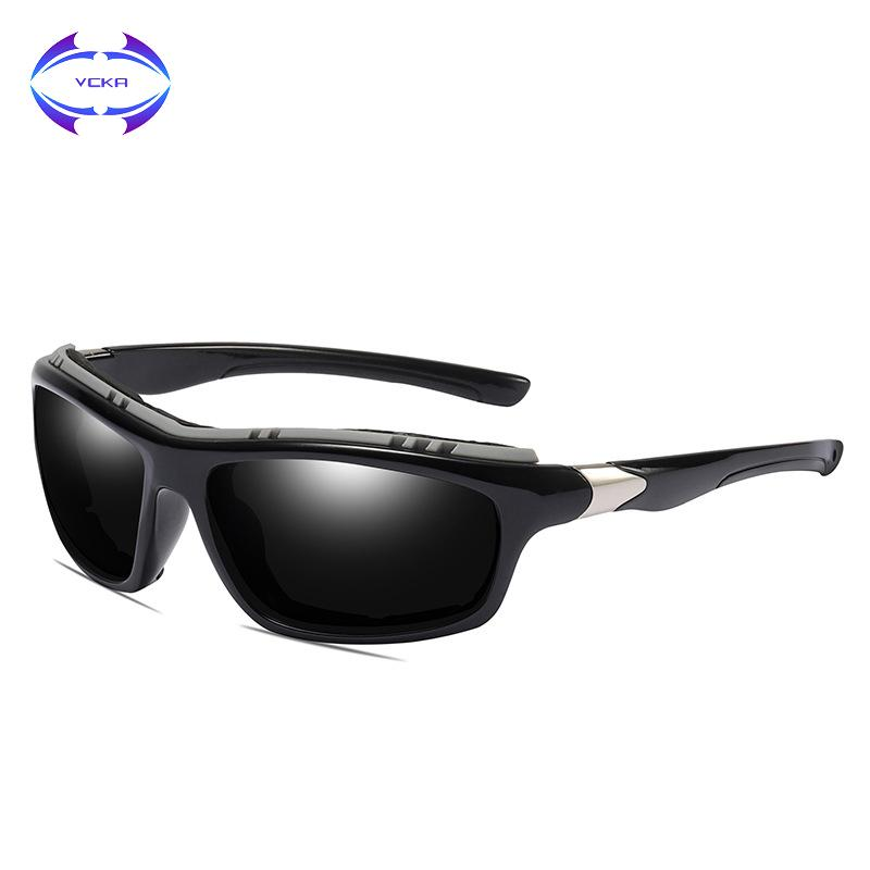 0c58e5ae7bb VCKA Brand Design Polarized Sunglasses Men Driving Shades Male ...