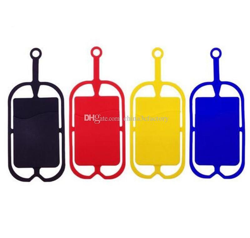 Силиконовые ремешки шеи ремень ожерелье слинг держатель карты ремешок брелок для iphone Samsung Huawei Универсальный мобильный телефон