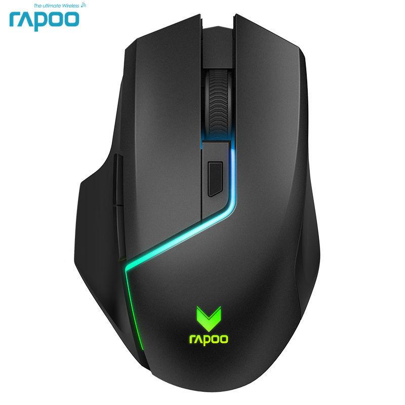 Großhandel Neue Rapoo Pmw3325 Dual Mode Gaming Maus Verdrahtet Und ...