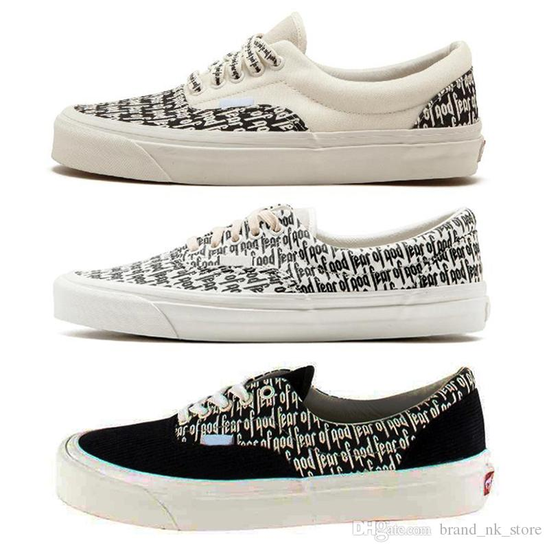 New Original Wans Fear Of God X Men Women Casual Shoes PacSun Era 97 ... 2810793199