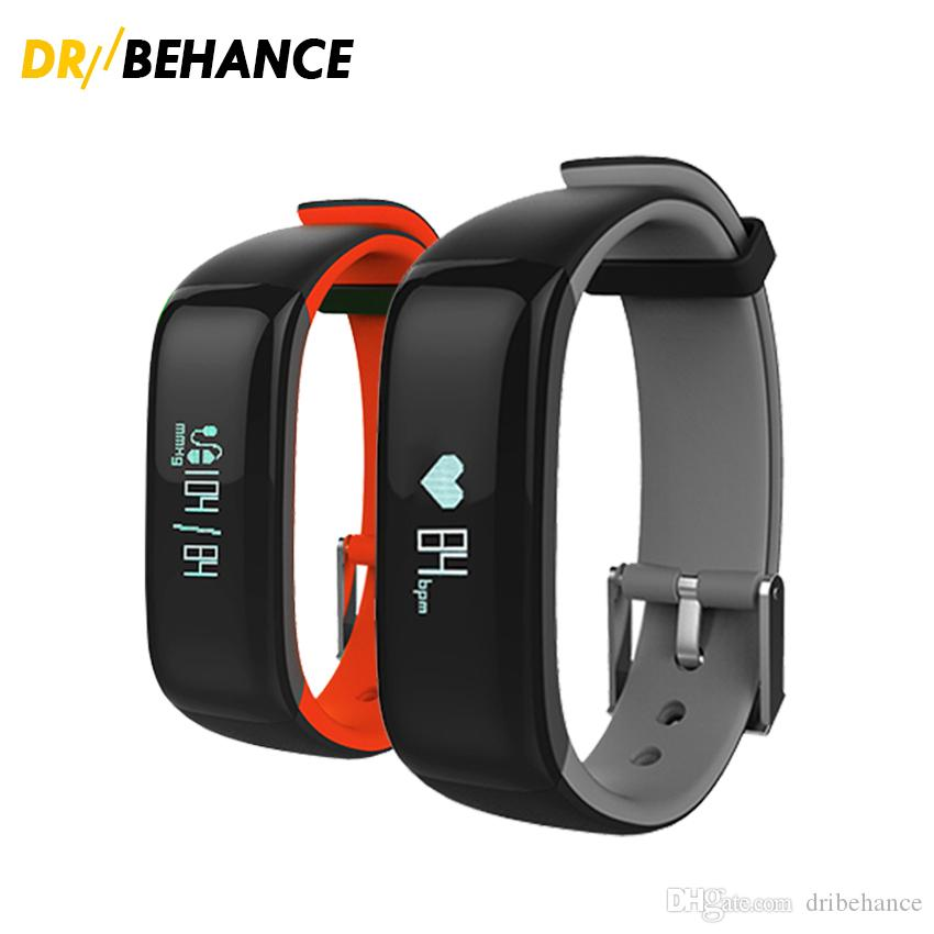 colour wearable bluetooth watches mobilefit smart technology dp black