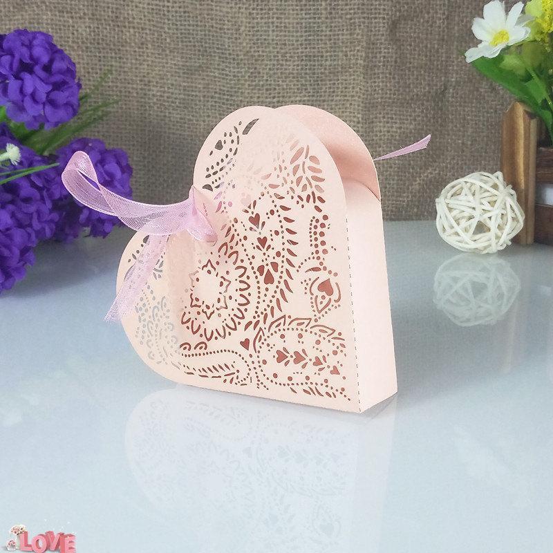 Großhandel Heart Shaped Süßigkeiten Box Weihnachten Kinder Geschenk ...
