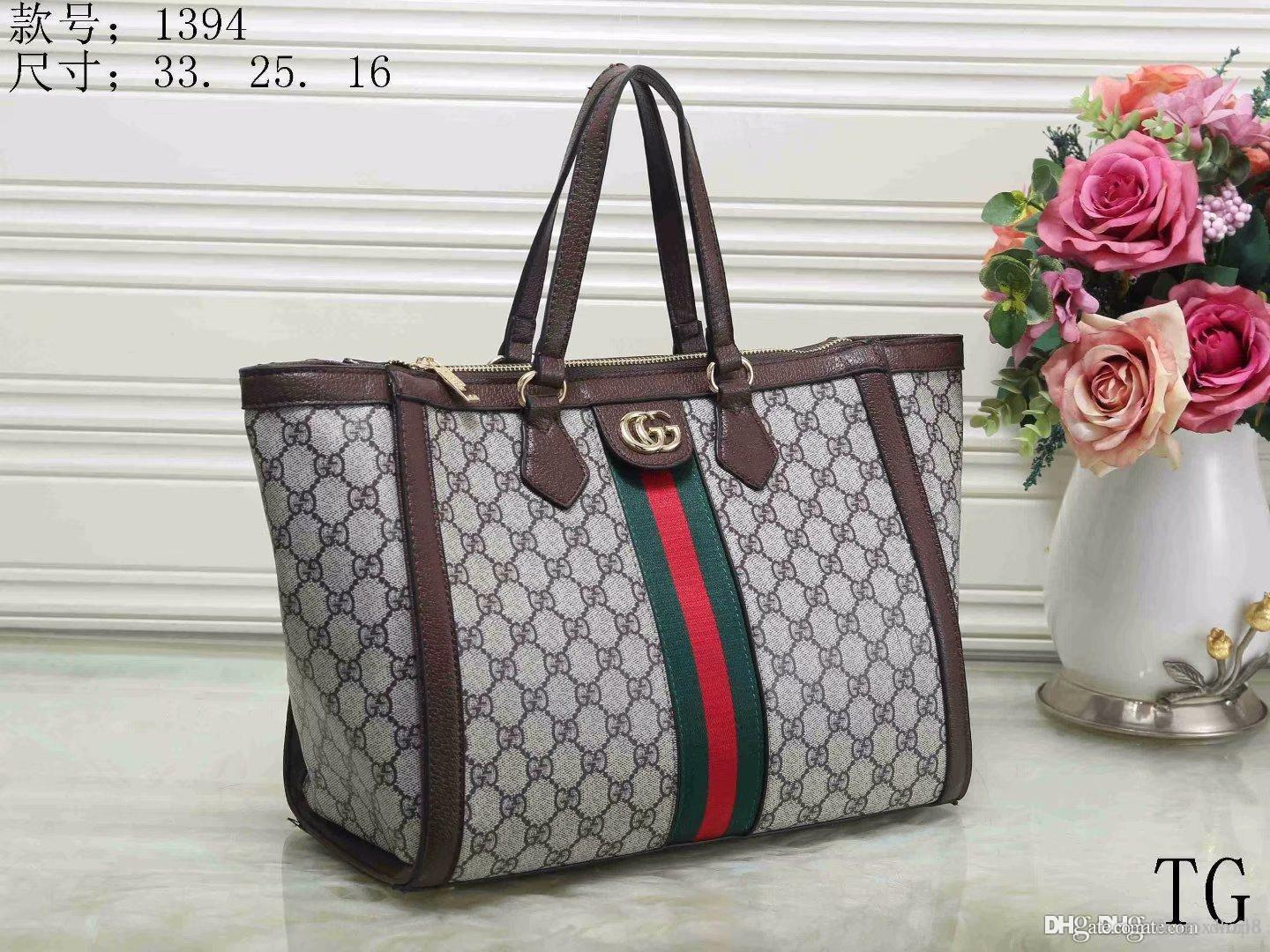 2018 G Zwj Ucci Neverfull Handbags Women Michael Composite Bags Kor Tote  Fashion Shoulder Bags Tote Satchel Gg Purse Cluttch Aaa+ Lz G1394 From  Fourpxworld, ... 47a48c543e