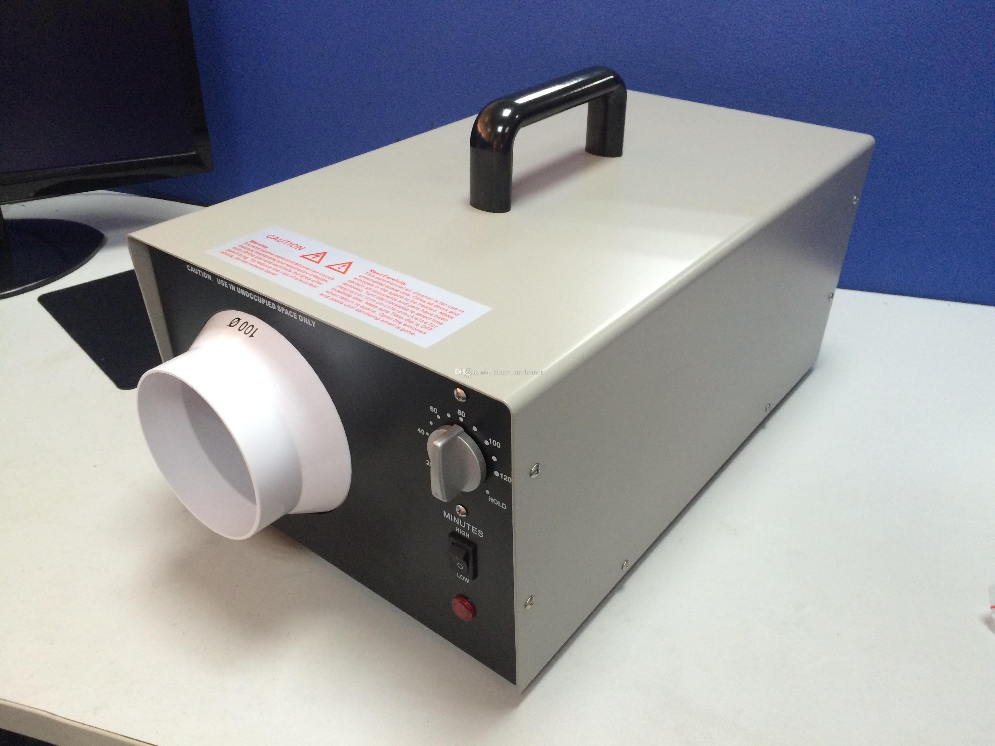 Commercial ozone generator with heavy concentration 14g ozone adjustable  with ventilating fan (HE-158P)