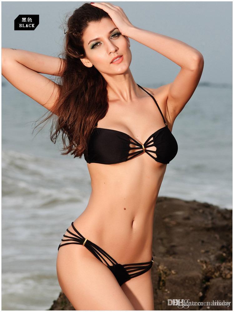 0215e7bf250 2019 Summer BIKINI Women High Quality Swimsuit Bottoms Neoprene Swimsuit  Women Swimwear Sexy Beach Swimwear From Lilidar