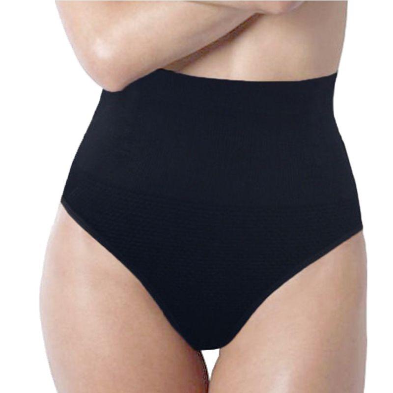 57bfab5ff7 LELINTA High Waist Women Slimming Abdomen Hip Body Corset Control Shaper  Thong Underwear Brand Waist Trainer Tummy Panties UK 2019 From Purlove