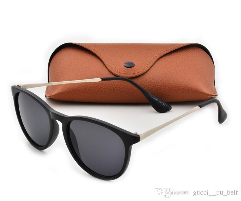 67c1cca9437313  Compre Moda De Alta Qualidade Rodada Óculos De Sol Dos  Homens Designer De Marca Das Mulheres ... 4557483229