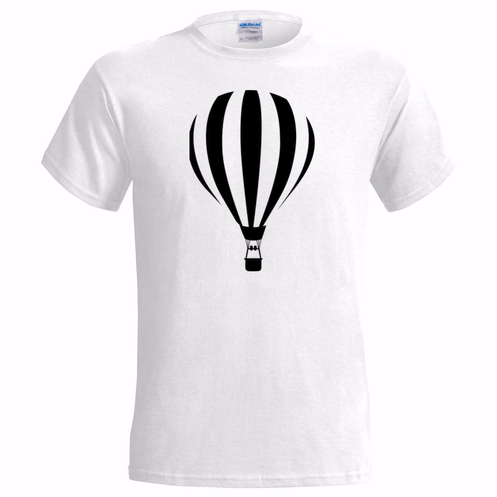 1411953c75680 AIR BALLOON DESIGN MENS T SHIRT FLIGHT HOT GIFT PRESENT BALLOONING  MONTGOLFIERFunny free shipping Unisex Casual top