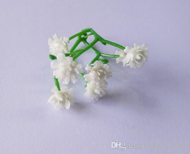 Babysbreath simulation flower Artificila Plant Silk Fake Flower Wedding Decoration Bridal Bouquet Bride Holding Flower Party Arrangement