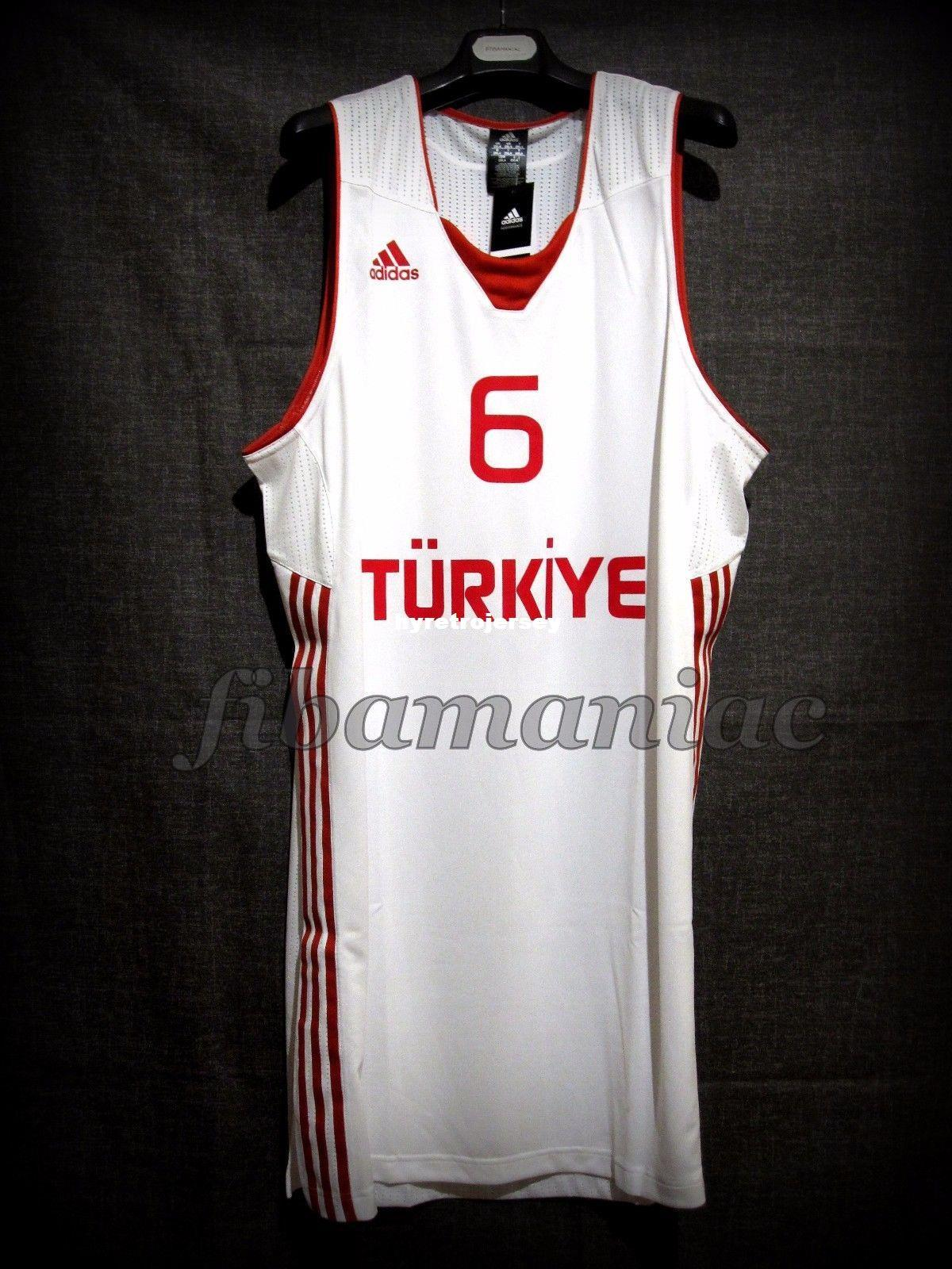 bc7e210d1c0e 2019 ISSUED  6 CEDI OSMAN TURKEY NT FIBA BASKETBALL JERSEY High Quality  Sewn Mens Vest Top Size XS 6XL Stitched Basketball Jerseys From  Hyretrojersey